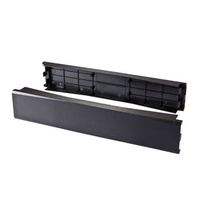TOOL-LESS SNAP-IN FILLER PANELS, 19'', 2