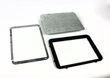Evolution Series EFB45 Floor Box Bare Concrete/Terrazzo Trim Ring