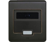 Selective Call Intercom Video Door Unit, Oil-Rubbed Bronze