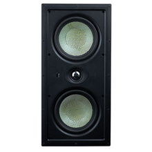 "Nuvo Series Six 6.5"""" In-Wall LCR Speaker"
