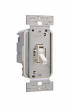 TradeMaster Toggle Dimmer, White