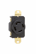 30 Amp NEMA L1930 Single Receptacle