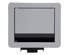 InteGreat™ All Power Table Box, Field Wired, Aluminum