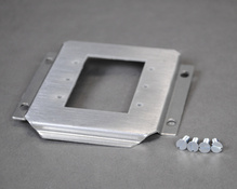Multiplex Extron Device Plate
