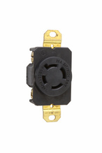 20 Amp NEMA L2020 Single Receptacle