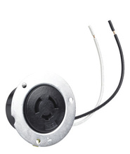 Non-NEMA 3 Wire Flanged Outlet