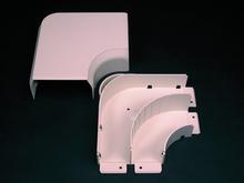 CableSmart 40N2 Radiused Full Capacity Flat Elbow Fitting