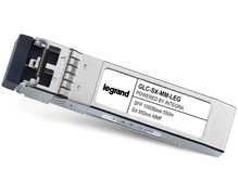 Brocade® E1MG-SX-OM Compatible 1000Base-SX MMF SFP (mini-GBIC) Transceiver Module