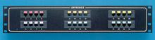 24-port voice/data panel -  std density -  mod to 110 -  19 in x 3.5 in