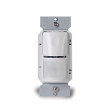 PIR Wall Switch Occupancy Sensor, 120/277V, Ivory, USA