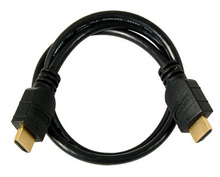 10Gbps High-Speed HDMI Cables with Ethernet, 0.7 Meter