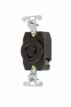 15 Amp NEMA L715 Single Receptacle