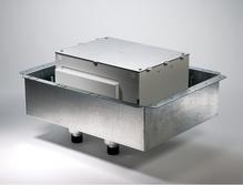 EFB10S-FC Evolution Series 10-Gang Fire-Classified Floor Box