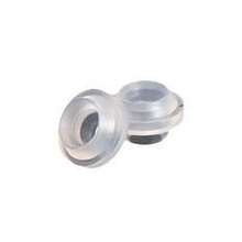 Open Bore Vial Cap, White product photo