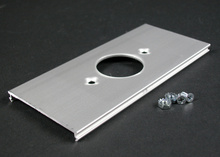 AL3300 Single Receptacle Cover Plate