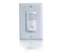 Automatic Control Switch, 120/277V, White