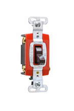 Hard Use Specification Grade Switch, Brown