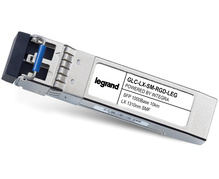 Cisco® GLC-LX-SM-RGD Compatible 1000Base-LX SMF SFP (mini-GBIC) Transceiver Module