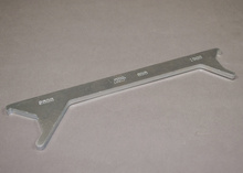 1500/2600 Series Overfloor Raceway Cover Removal Tool