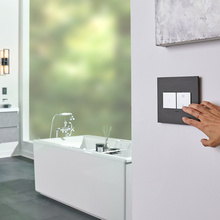 Coming Soon:  adorne Wireless Smart Switch with Netatmo White