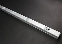 AL20GB606 Aluminum Plugmold® Multioutlet Strip