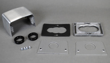525 Series Four-Piece Communication Service Fitting