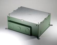 EFB10S-OG Evolution Series Ten-Gang Floor Box