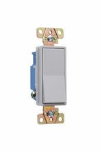 Specification Grade Decorator Switch, Gray