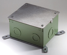 Evolution™ Series Furniture Feed Floor Box
