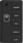 In-Wall Fan Speed Controller, Black