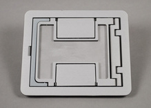 FPCTC - FloorPort Series Cutout Cover Assembly