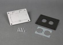 Rectangular Duplex Cover Plate