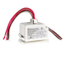 Power Pack, 120-277V, 50/60Hz, 24VDC, 225mA, with Auto-On/Man