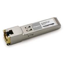 MSA Compliant 1000Base-TX SFP (mini-GBIC) Transceiver Module