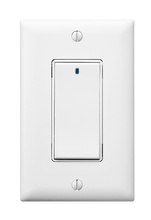 0-10V Decorator Dimmer, Grey