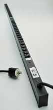Power Commander PDU/120V/40A/split-phase (2 x 20A)/36 pcs 5-20R O/L