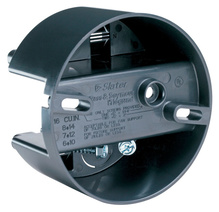 4 Inch Round Direct Mount Ceiling Fan Box