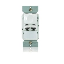 Dual Tech Wall Switch Occ Sensor 120/277V, Ivory