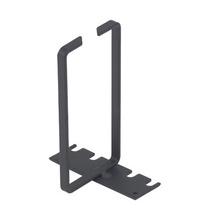 Vertical Cable Rings - 2RU - Black - 2.19 in W x 4.75 in D