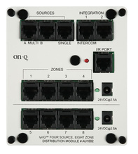 lyriQ Four-Source, Eight Zone Distribution Module