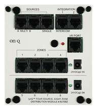 Discontinued | lyriQ 4-Source, 8-Zone Distribution Module