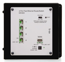 4-Port Ethernet Router/Switch