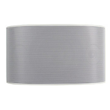 """Series Six 6.5"""""""" Dual Voice Coil Outdoor Speaker, White"""