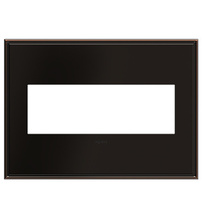 Oil-Rubbed Bronze 3-Gang Wall Plate