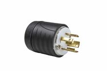 30 Amp Non-NEMA Plug, Yellow