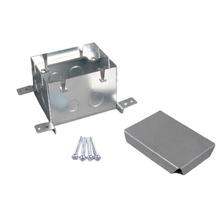Omnibox® Series Single Gang Steel Floor Box