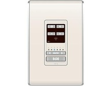 lyriQ High Performance Keypad in Studio Design, Light Almond