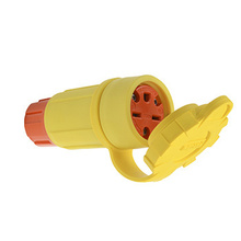 SteriGuard™ Straight Blade Connector 15A, 250V
