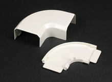 NM2000 Flat Elbow Fitting
