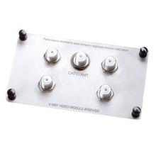 1X4 Enhanced Passive Video Splitter/Combiner